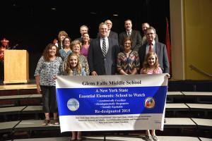 Glens Falls MS - 2015